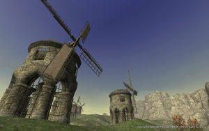 コンシュタットの風車