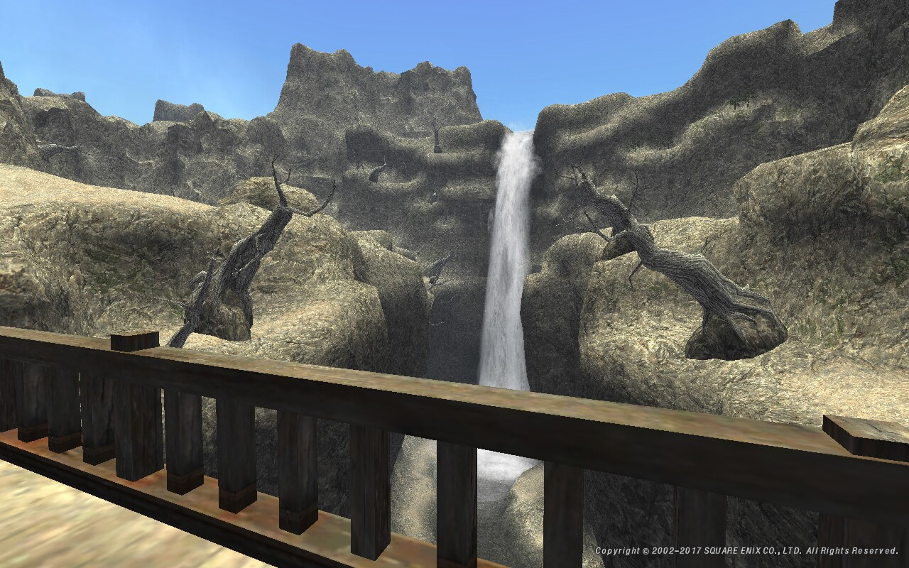 グスタベルクの滝