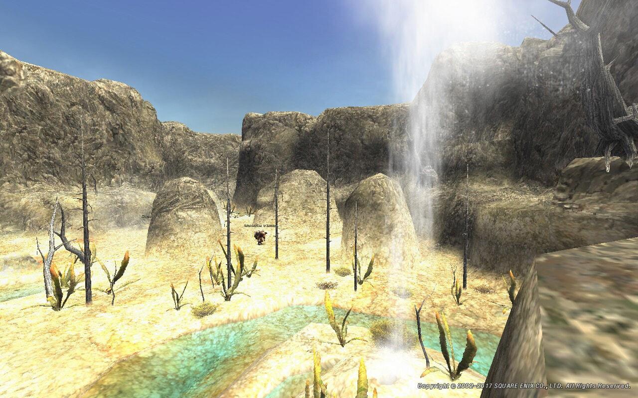 ダングルフの涸れ谷