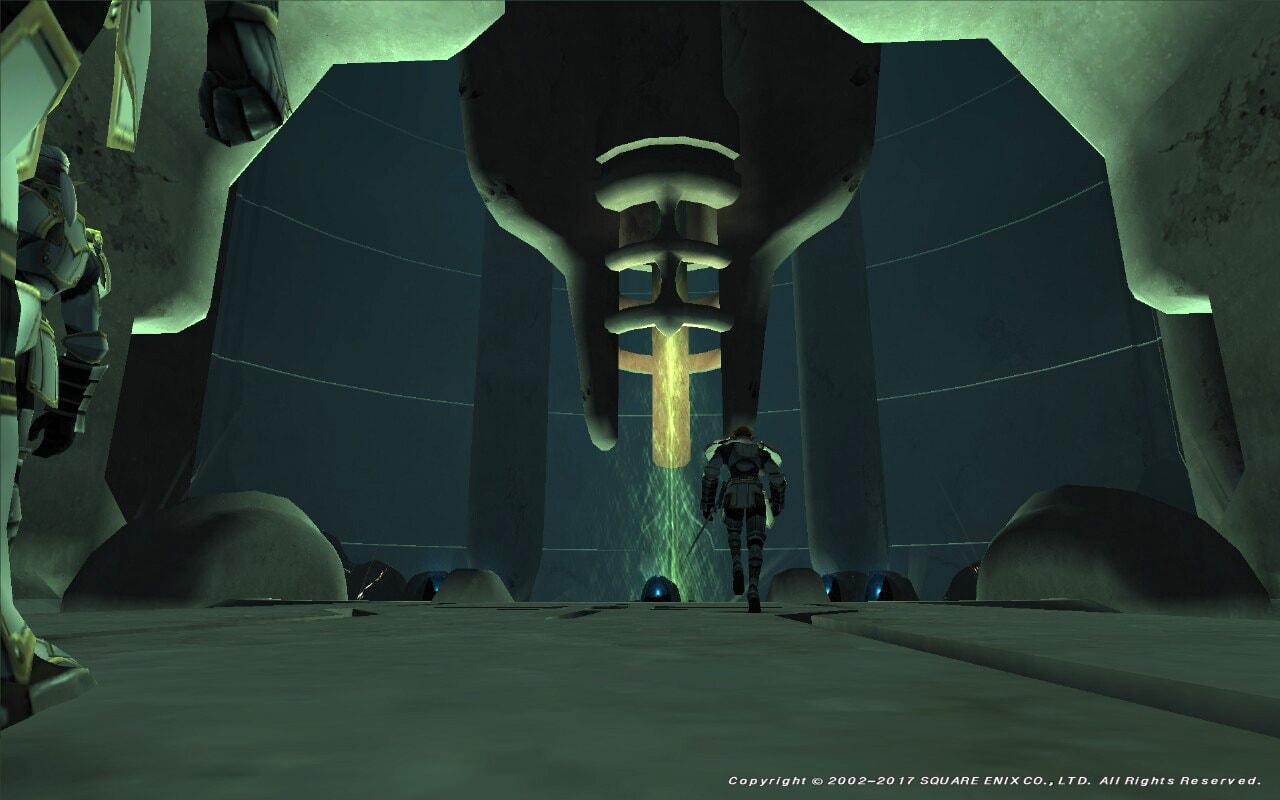 デルクフの地下