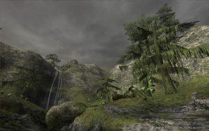 ジャグナーの滝