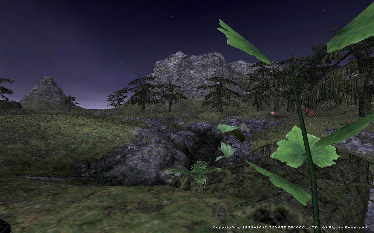 ジャグナー森林