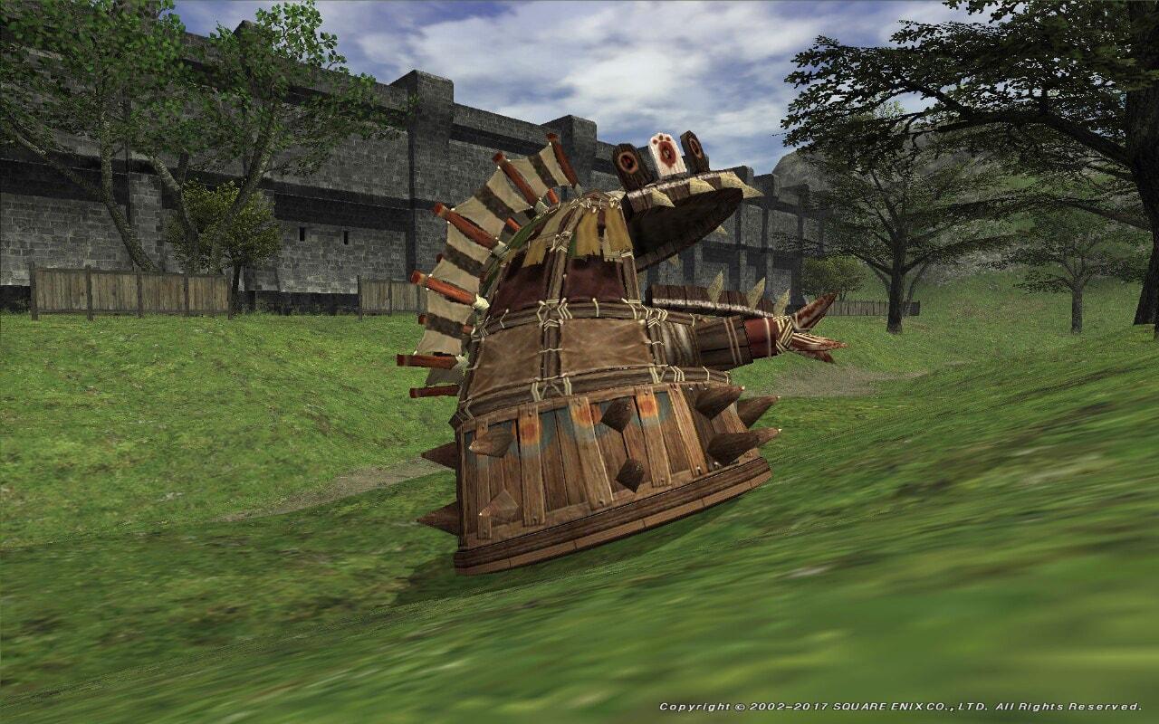 オークの戦車