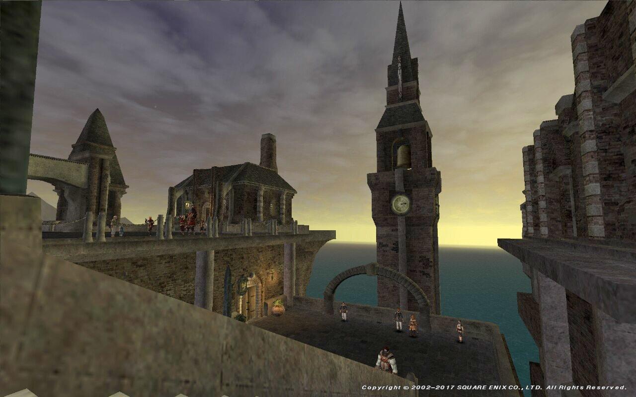 ジュノの時計塔