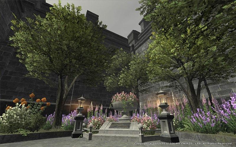 ローテ王妃の庭