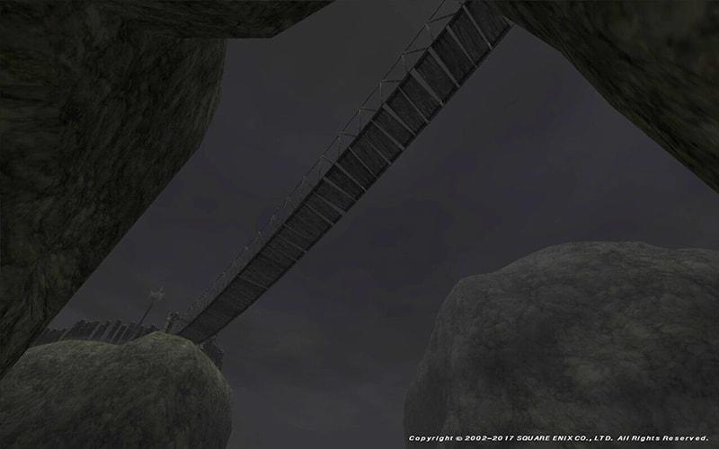 オークの吊り橋